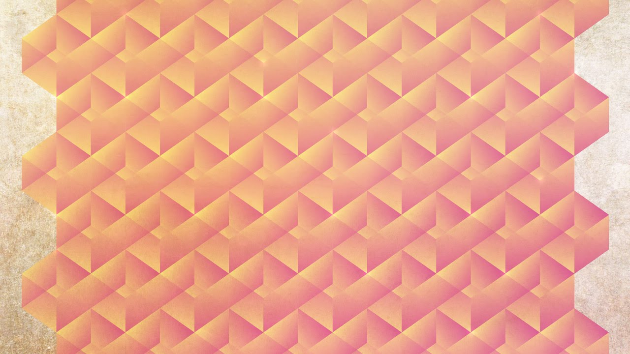 tessellating geometric pattern illustrator photoshop tutorial youtube