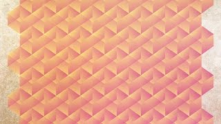 Tessellating Geometric Pattern Illustrator & Photoshop Tutorial