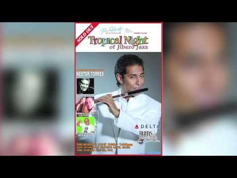 Puerto Rico Tourism Co. presents Tropical Night JAZZ