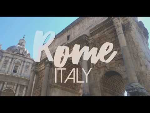 Greece and Italy Travel Diary, May 2017