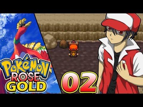 RICERCA NEL GAIA CANYON - Pokémon Rose Gold ITA EP02[FAN GAME]
