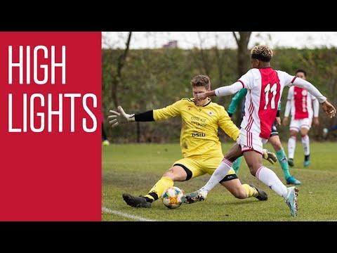 Highlights Ajax O16 - Excelsior O16