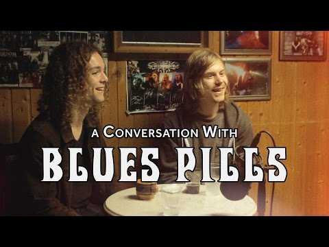 BLUES PILLS Interview @ Up in Smoke 2014