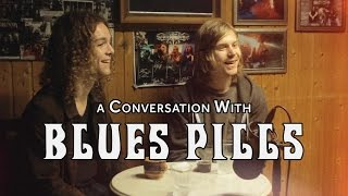 Baixar BLUES PILLS Interview @ Up in Smoke 2014