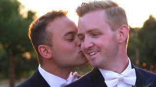 Best Gay Wedding Video Bay Area 2018 Award Winning