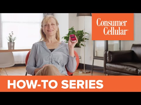 Doro PhoneEasy 626: Getting Started (2 of 9) | Consumer Cellular