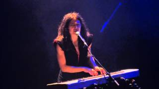 Joan As Police Woman - Your Song (HD) Live In Paris 2014