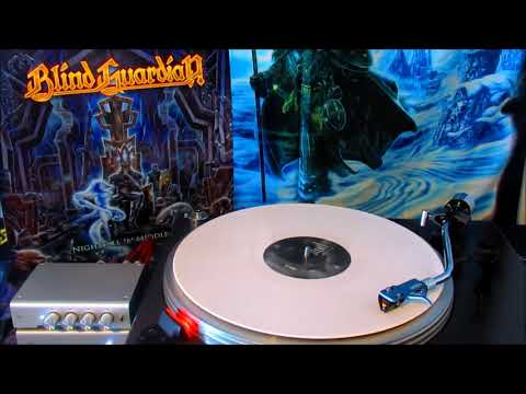 Blind Guardian ¨War Of Wrath/Into The Storm¨ from Nightfall in Middle Earth White Vinyl mp3