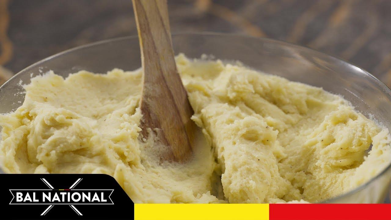 Basisrecept aardappelpuree | Bal National