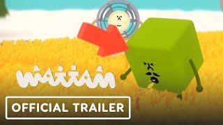 Wattam - Official Gameplay Trailer (Katamari Damacy Creator)