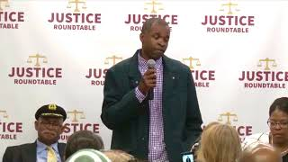 Norman Brown - Conversations on Justice (March 31, 2016)