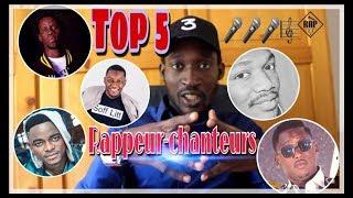 TOP 5 DES RAPPEURS-CHANTEURS DU RAP GALSEN