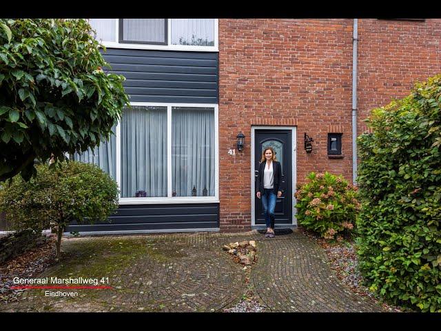 Nieuw in de verkoop: Generaal Marshallweg 41te Eindhoven