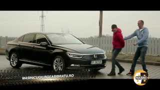 Test VW Passat 2.0 BiTDI 4motion DSG