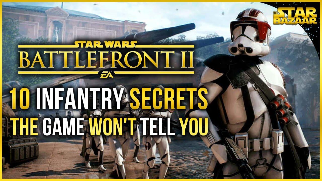 Download Battlefront 2 Tips | Infantry SECRETS the Game WON'T Tell You | Battlefront 2