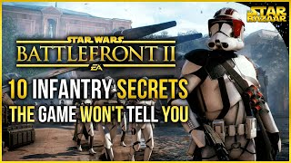Gambar cover Battlefront 2 Tips | Infantry SECRETS the Game WON'T Tell You | Battlefront 2