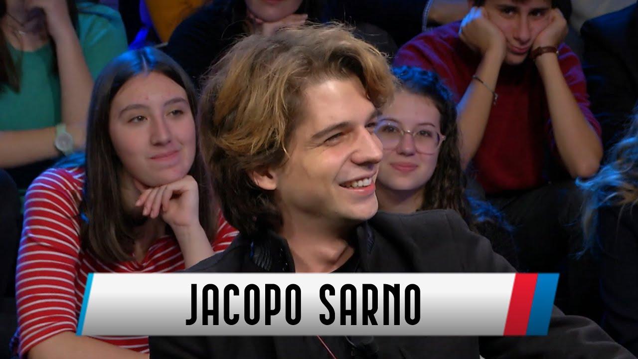 TOP CLUB   JACOPO SARNO