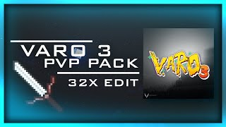 Varo 3 Resource pack • 32x Pvp Texture pack | zulp
