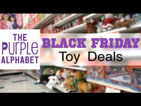 Black Friday Deals! Toys R Us Shop With Me 2015