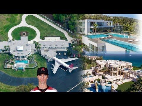 Top 10 casas ms lujosas de los Beisbolistas de grandes ligas