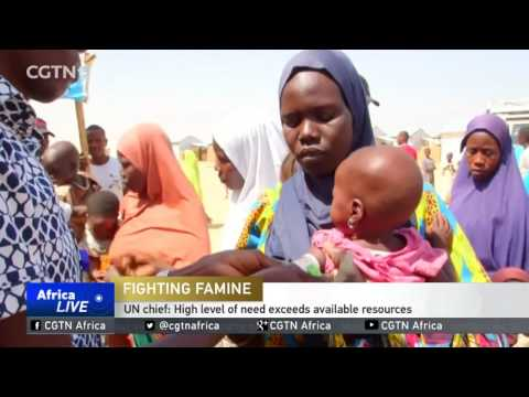 UN, WFP struggling to meet aid targets in African nations