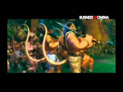 Ramayana The Epic - Vaanar Song - Humse Hai Khushi...