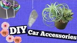 DIY Car Accessories
