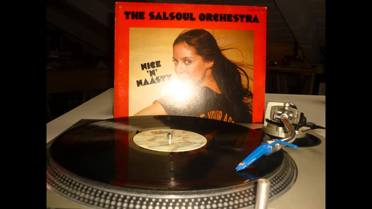 THE SALSOUL – TÉLÉCHARGER GETAWAY ORCHESTRA