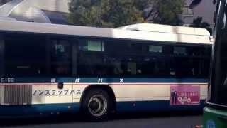 京成バス 江戸川 ERGAHYBRID E166