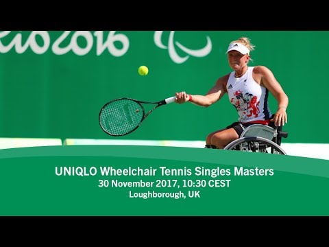 2017 NEC Wheelchair Tennis Singles Masters | Day 2
