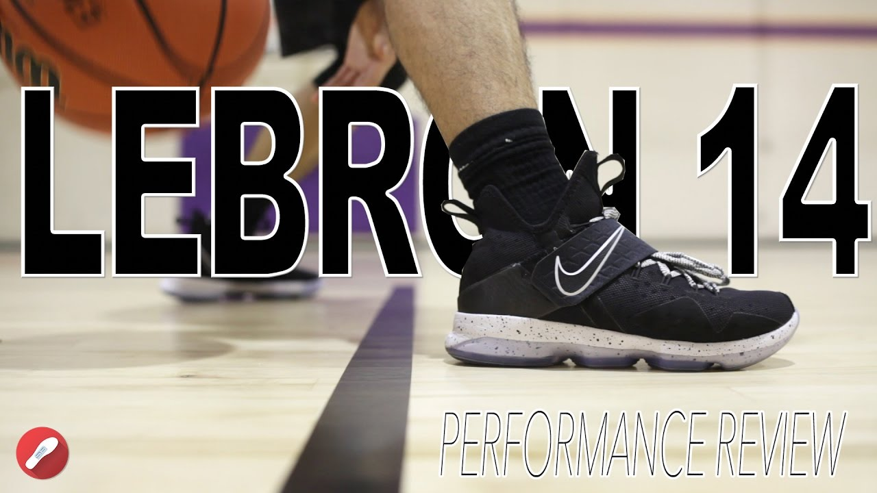 4d31ef4421c0 Nike Lebron 14 Performance Review! - YouTube