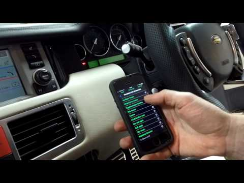 How To Disable AFS & Warning Light On Range Rover L322 Using IID