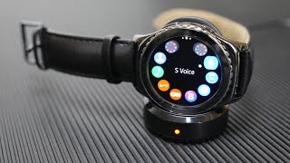 Samsung Gear S2 hands on