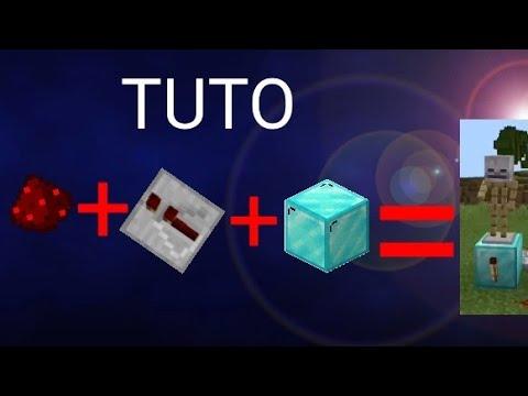 Tuto Minecraft Faire Danser Un Porte Armure Pc Switch Ps4 Pe Youtube