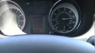 Suzuki Kizashi 6spd manual trans TOP SPEED  @ 130 MPH & 4800 RPM