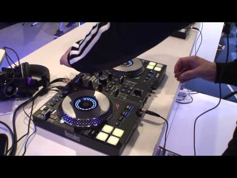 [MESSE 2015] - DJ Spawn d'Hercules démontre le DjControl Jogvision