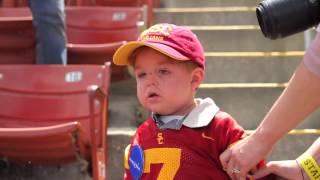 McClain's Wish   Make-A-Wish   USC Trojan Football