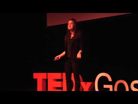 Don't Just Be There; Be Present | Erin Smith | TEDxGoshen