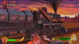 Gunslingers (Wii) - No Death Clear (ガンスリンガーズ ノーコンティニュークリア)