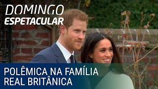 Harry e Meghan Markle anunciam que deixarão as obrigações com a família real britânica