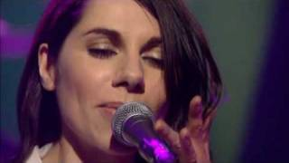 Desert Sessions + PJ Harvey - Crawl Home (Live Jools Holland 2003).avi