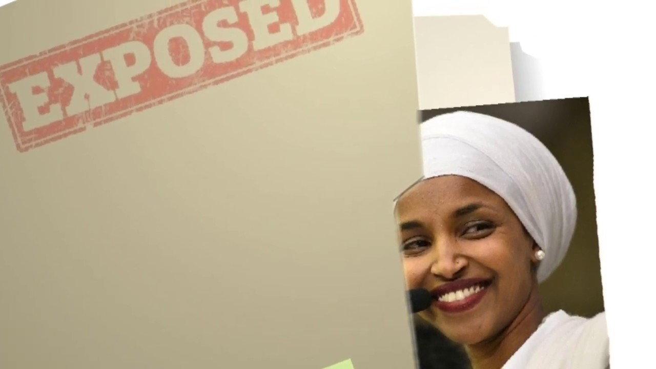 Ilhan Omar Exposed