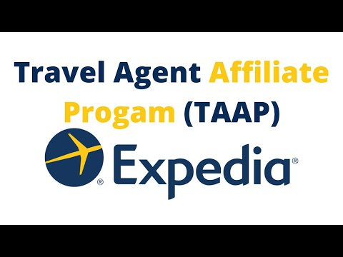 How To Become A TRAVEL AGENT AFFILIATE PARTNER Of EXPEDIA For Travel Agency