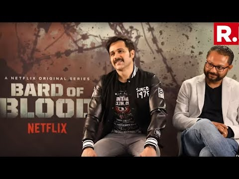 Emraan Hashmi Speaks To Republic TV About His Latest Series- 'Bard Of Blood'