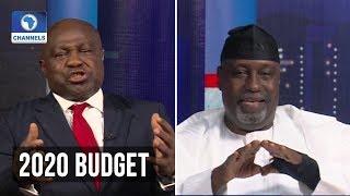 Ononuju Finds Faults In Buhari's Budget Proposal, Aliyu Sees Positives