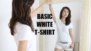 wXw Episode 24: Styling a Basic White T-shirt! Thumbnail