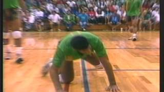 Hawaii Warrior Men Volleyball 1988 - Hawaii Vs Pepperdine (Part 1 Of 7)