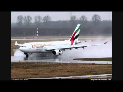 Emirates,United Arab Emirates Vs Pakistan International Airlines HD!