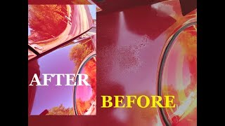 How To Fix PEELING Clear Coat in 5 Minutes AMAZING RESULTS