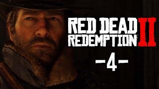 Napad na pociąg #4 Red Dead Redemption 2 | PC | PL | Gameplay | Zagrajmy w